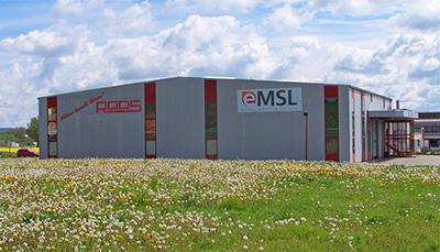 Standort eMSL GmbH Glauchau